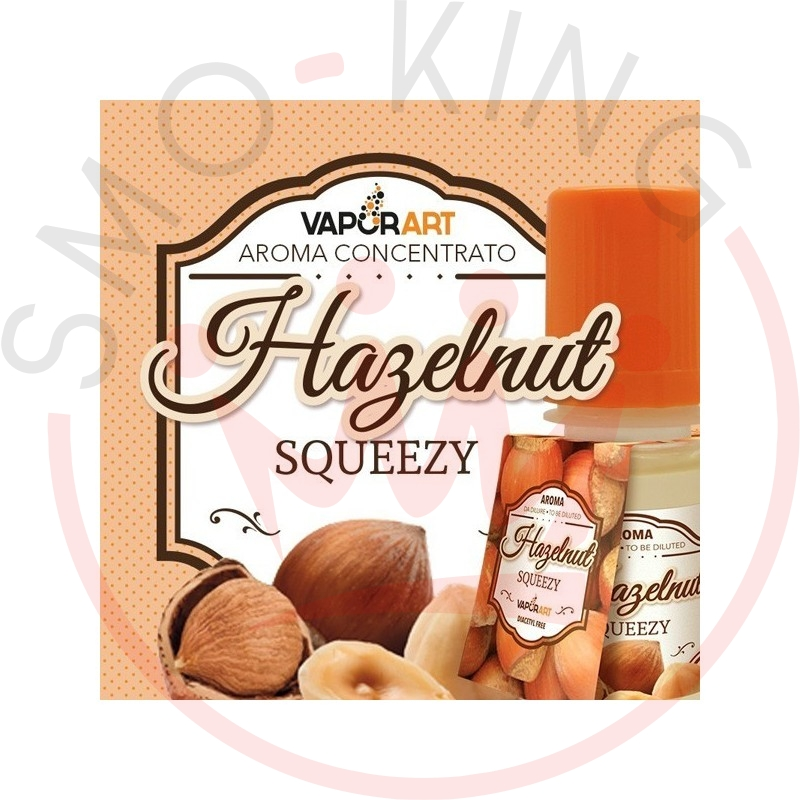 VAPORART Squeezy  Hazelnut Aroma 10ml