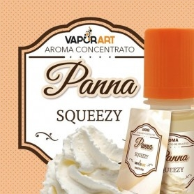 Vaporart Squeezy Panna Aroma 10ml