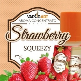 Vaporart Squeezy Strawberry Aroma 10ml