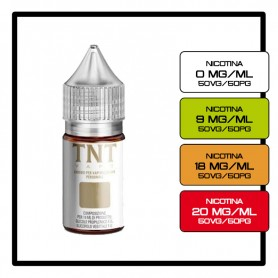 TNT Vape Neutral Base 10ml 50/50 Nicotine