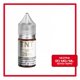 TNT Vape Base Neutra 10ml 50/50 Nicotina