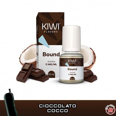 LIQUIDI KIWI VAPOR 10 ml TPD Flavors BOUND per SIGARETTA ELETTRONICA