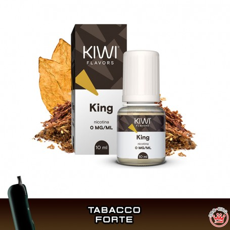 LIQUIDI KIWI VAPOR 10 ml TPD Flavors KING