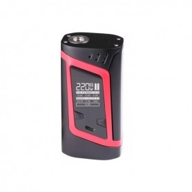 Smok Alien 220w Corpo Batteria Black/red