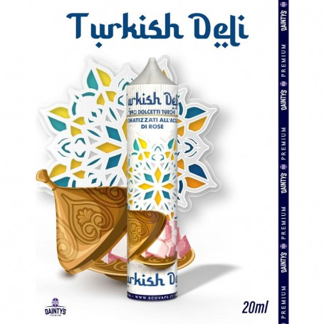 TURKISH DELIGHT Aroma 20 ml DAINTY'S