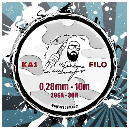 FILO 0.28 KA1 10m IL SANTONE DELLO SVAPO