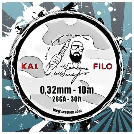 FILO 0.32 KA1 10m IL SANTONE DELLO SVAPO