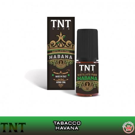 HABANA Distillato Puro Aroma 10 ml TNT VAPE