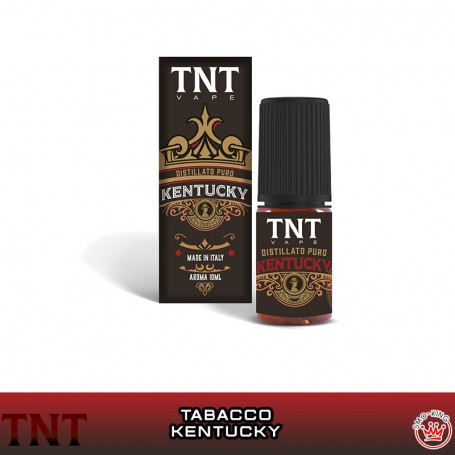 KENTUCKY Distillato Puro Aroma 10 ml TNT VAPE