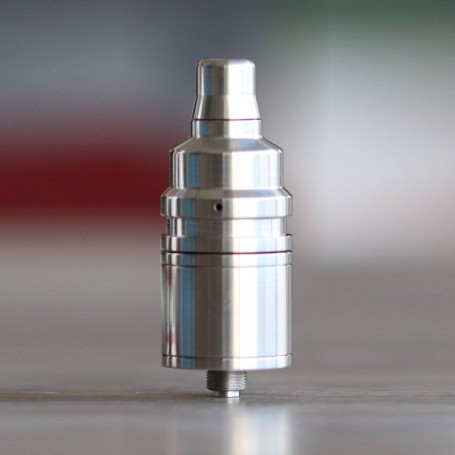 DUETTO POLISHED Mesh Atomizer LUCA CREATIONS