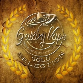 GALAXY VAPE Aroma Gold Line Selection Hulkery 30 Ml
