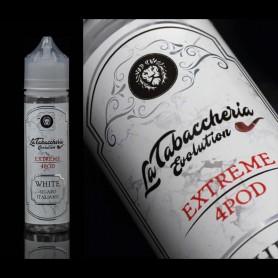 WHITE SIGARO ITALIANO Extreme 4Pod Aroma 20 ml LA TABACCHERIA