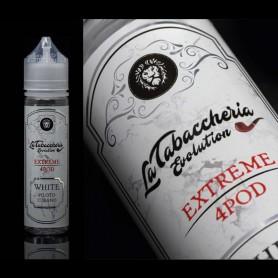 WHITE PILOTO CUBANO Extreme 4Pod Aroma 20 ml LA TABACCHERIA