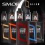 Smok Alien Box Mod Kit Tc 220w Con Tfv8 Baby Black/Grey
