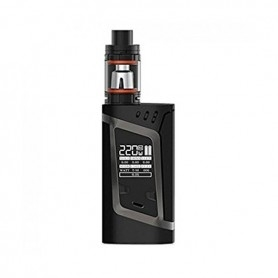 Smok Alien Box Mod Kit Tc 220w Con Tfv8 Baby Black/Grey