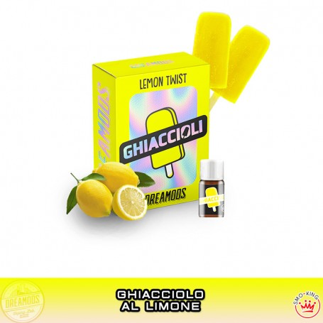 LEMON TWIST Ghiaccioli Aroma 10 ml DREAMODS