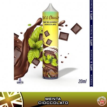 MINT & CHOCOLATE Aroma 20 ml DAINTY'S