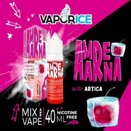 VAPORICE AMARENA ARTICA Liquido 40 ml Mix VAPORART