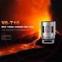 Smok Tfv8 V8t10 Decadecuple Coils Resistenze di Ricambio Pacco Da 3