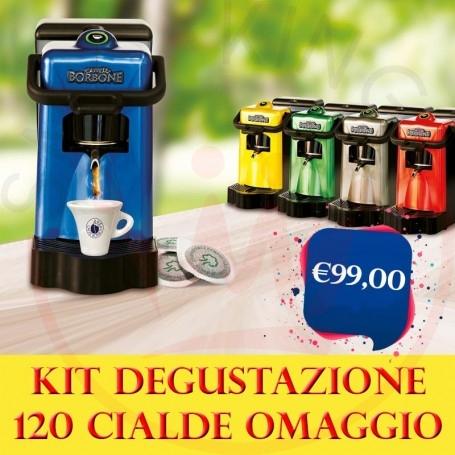 Macchina Caffè DIDI BORBONE 230V con 120 CIALDE OMAGGIO