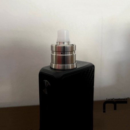 SPRINT SATIN BF atomizer with LUCA CREATIONS AESTHETIC RING