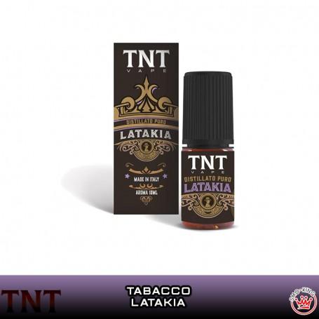 LATAKIA Distillato Puro Aroma 10 ml TNT VAPE