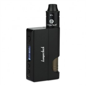 KANGERTECH Dripbox 2 80w Kit Bottom Feeder Black
