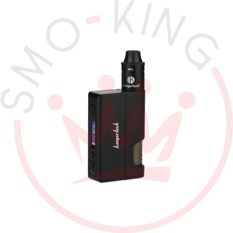 Kangertech Dripbox 2 80w Kit Bottom Feeder Black