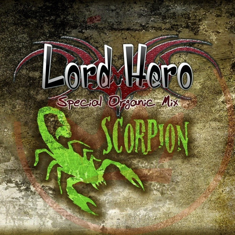 Lord Hero Scorpion Aroma 10ml
