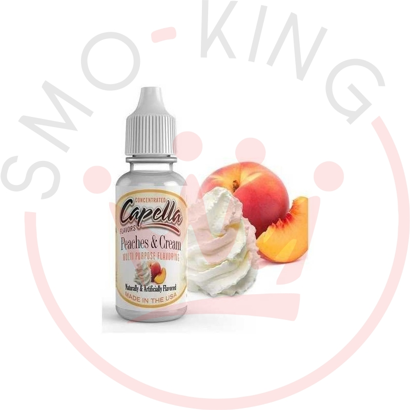 CAPELLA Peaches And Cream Aroma, 13ml