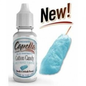Capella Blue Raspberry Cotton Candy Aroma 13ml