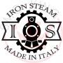 Iron Steam Slave Brass Fessure Chiuse