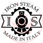 IRON STEAM Slave Chromium Etching