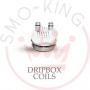 Kangertech Dripbox Coil Replacement One Blister 3pz