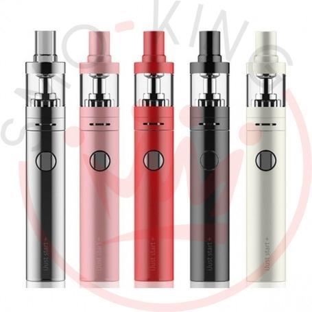 Eleaf Kit Completo Ijust Start Plus 1600 Mah 30w Silver