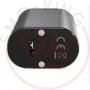 Eleaf Istick Power Nano 40watt Solo Corpo Brush Silver