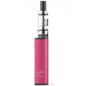 JUSTFOG Q16 Kit Hot Pink Complete Kit
