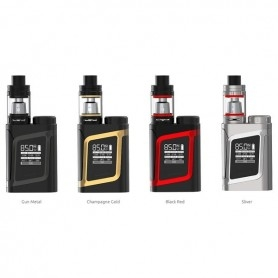 SMOK Al85 Kit Alien Mini With Tfv8 Baby Silver