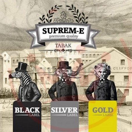 SUPREM-E Tabak Gold  Aroma 10ml