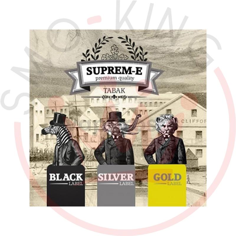 SUPREM-E Tabak Black  Aroma 10ml
