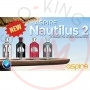 Aspire Nautilus V2 Atomizzatore 2ml Grey