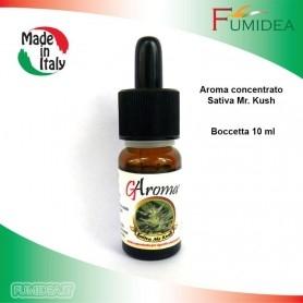 Fumidea Sativa Mr Kush Aroma Concentrato 10ml