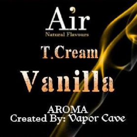 Vapor Cave T. Cream Vanilla Aroma 11ml