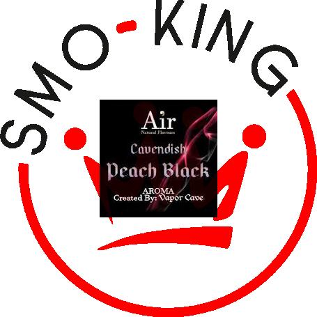 Vapor Cave Peach Black Aroma 11ml