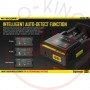 NITECORE Digicharger D2 battery Charger 2-Seater
