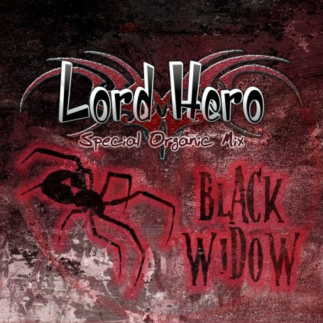 LORD HERO Black Widow Aroma 10ml