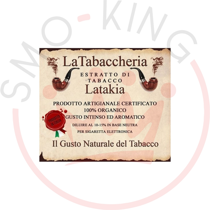 TOBACCO Latakia Aroma 10ml