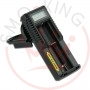 Nitecore Intellicharger Um10 Lcd Li-on Battery Charger