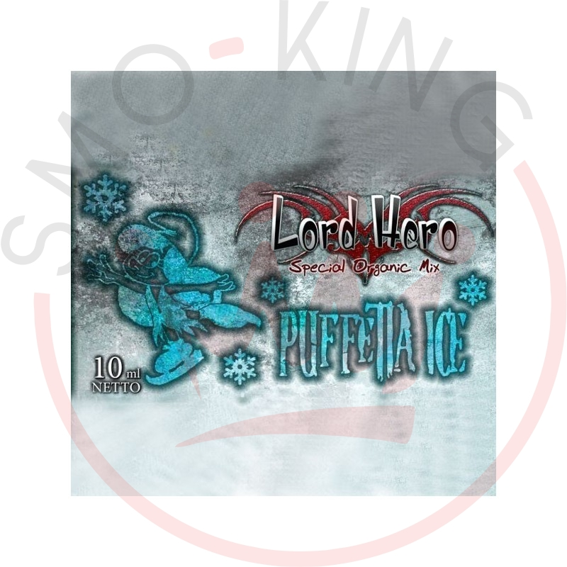Lord Hero Puffetta Ice Aroma 10ml