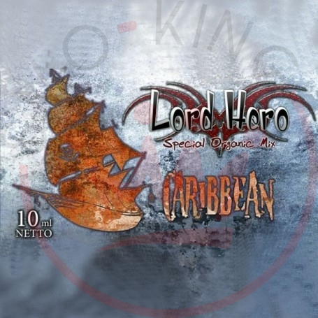 LORD HERO Caribbean Flavour 10ml